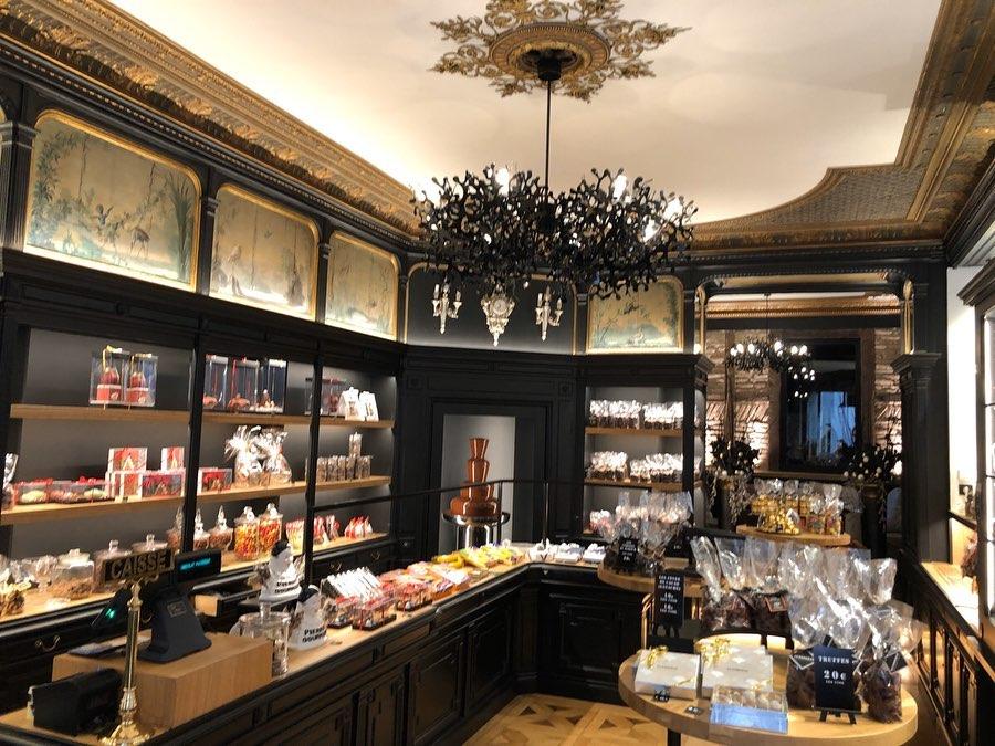 Boutique chocolats Bayonne - Chocolats Puyodebat